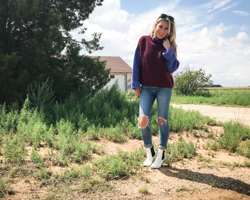 neon, fall trends, sweaters, sweater weather, mom jeans